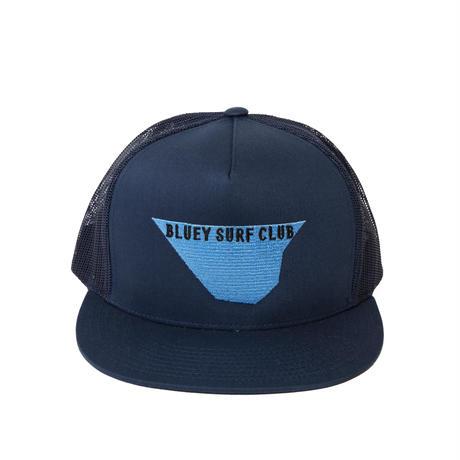 BSC MESH CAP  / NAVY  / 13B19AC37SA