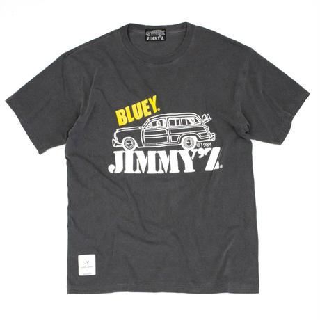 BLUEY×JIMMY'Z S/S TEE / BLACK / 15B20AC23SR