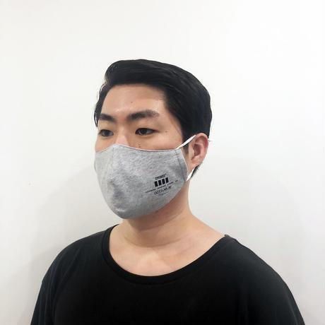 【真夏用限定モデル】ACTIVE AIR BLUEY FACE MASK / GREY