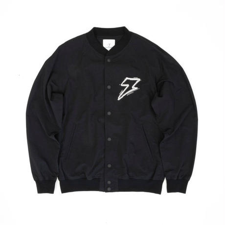 BLUEY×JIMMY'Z AWARD JACKET / BLACK×REOPARD Z / 15B20JK20SI