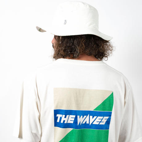 THE WAVES POCKET TEE / OFF×NAVY / 15B20TS16FB