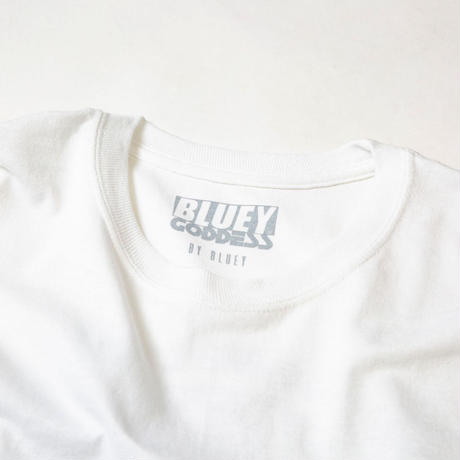 BLUEY×GODDESS L/S TEE / OFF / 15B20TS29MP