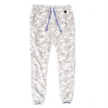 SWITCHING FLEECE PANTS / CAMO / 14B19PA17FB