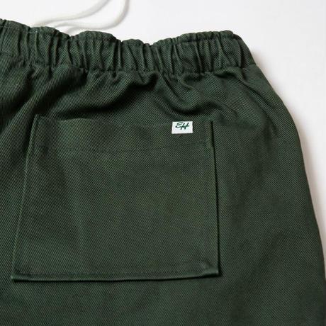 BLUEY×ERICK HUNTER TWILL PANTS / GREEN / 15B20PA36MC