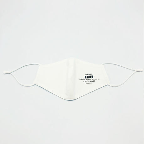 【真夏用限定モデル】ACTIVE AIR BLUEY FACE MASK / WHITE