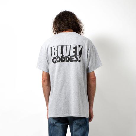 BLUEY×GODDESS S/S TEE / GREY / 15B20TS28MP