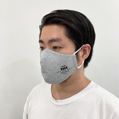 ACTIVE AIR BLUEY FACE MASK / GREY