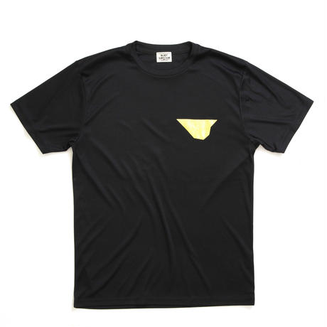 BLUEY SURFCLUB RUSH GUARD TEE /  BLACK / 13B19TS42FB