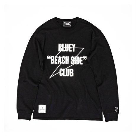 BLUEY×EVERLAST L/S TEE / BLACK / 15B20TS31TO