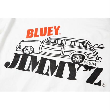 BLUEY×JIMMY'Z S/S TEE / OFF / 15B20AC23SR
