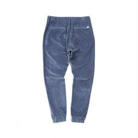 CORDUROY EASY STRETCH PANTS / BLUE / 12B18PA13MA