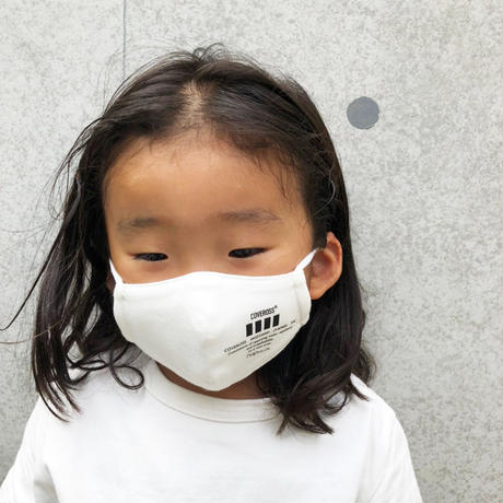 BLUEY 【KIDS】FACE MASK / GREY