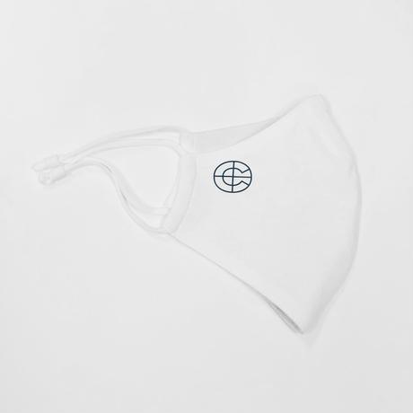 【カバロスウィザード真夏用限定モデル】COVEROSS PROTECT AIR  FACE MASK / WHITE