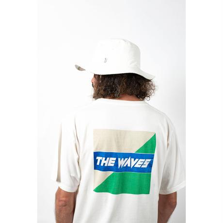 THE WAVES POCKET TEE / BLACK / 15B20TS16FB