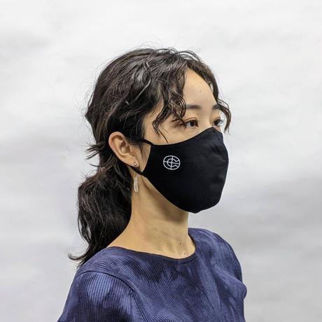 【カバロスウィザード真夏用限定モデル】COVEROSS PROTECT AIR  FACE MASK / BLACK