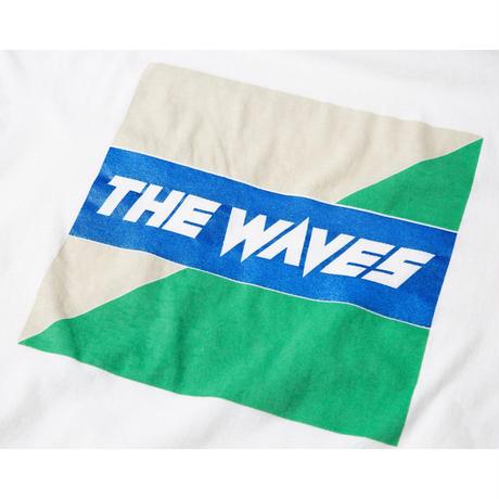 THE WAVES POCKET TEE / OFF×GREEN / 15B20TS16FB