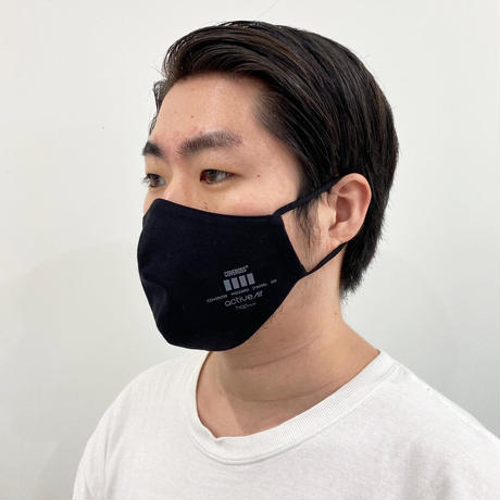 ACTIVE AIR BLUEY FACE MASK / BLACK
