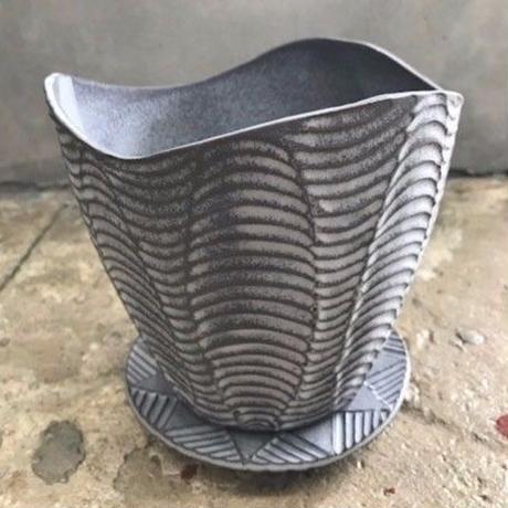 MOVE2 (M) MAT-GRAYソーサ付 /  BPA-0021