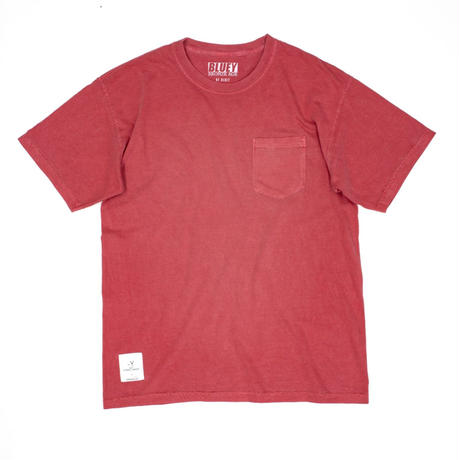 BLUEY×BRONZ AGE S/S TEE / RED / 15B20TS25MP