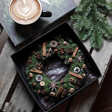 クリスマスシュトーレン&リース