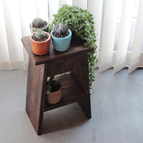 Plants stool  プランツスツール