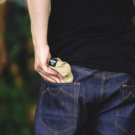 収納の魔術師が、ジーンズのポケットに入る【折り畳みキャップ】をマジ開発しました!