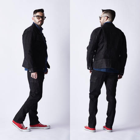 GT78-XX JACKET BLACK / U03GT