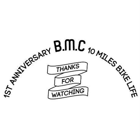 (終了しました)YouTube1周年企画:10MBL Tシャツ プレゼント