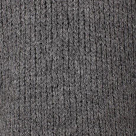 モヘアハンドニットカーディガン  c/# TOP GRAY  35375-010