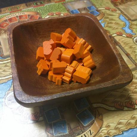 木製ゲームトレイ