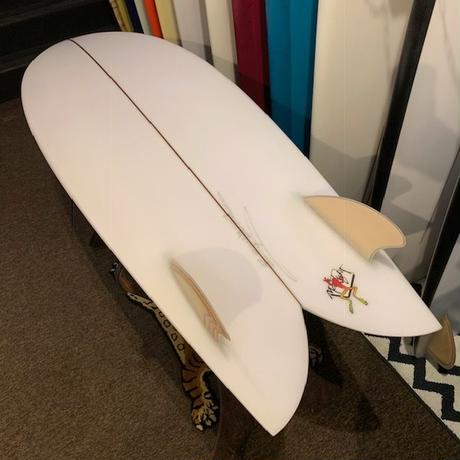 [Christenson] TWIN FISH 5'5″