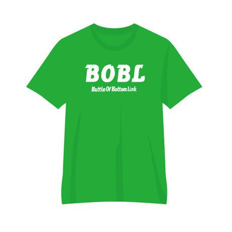 BOBL Tshits _2021 Green/  White