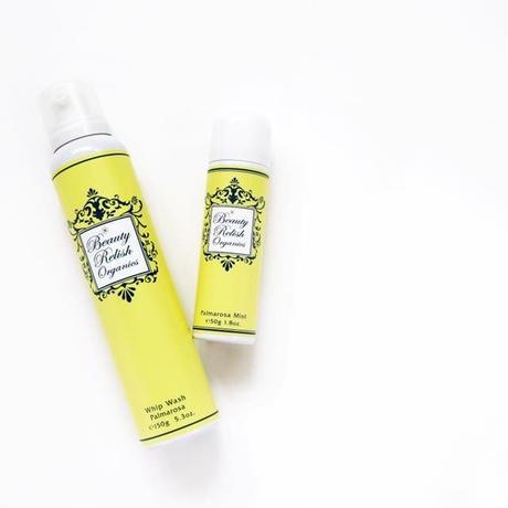 【炭酸✕パルマローザ】洗顔フォーム&ミストセット