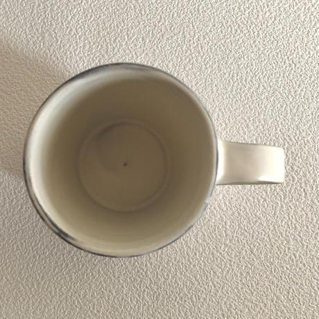 平厚志 マグカップ・縦草文