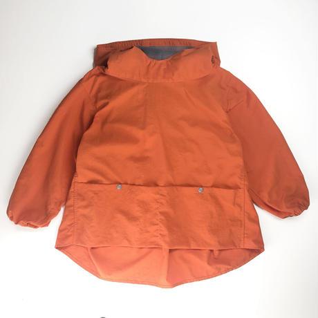 nylon pullover hoodie