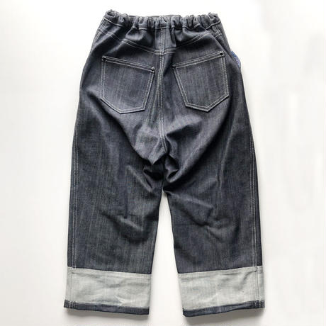 hem deformed pants
