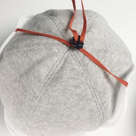 mesh earmuff cap