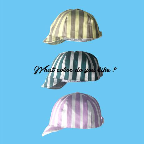 stripe  cap