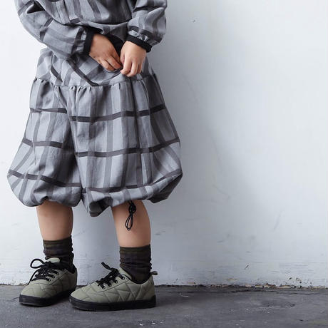 check culottes pants