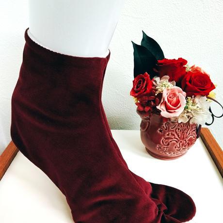 ベロア足袋