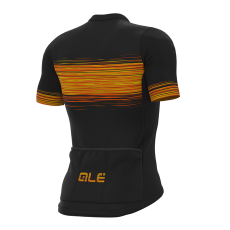 START JERSEY(BLACK/FLUO YELLOW)