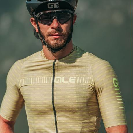 GREEN ROAD JERSEY(DUST GREY)