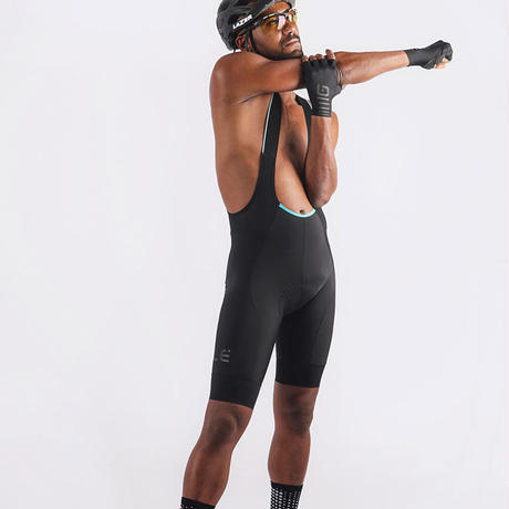 K-COLD BLACK BIBSHORTS