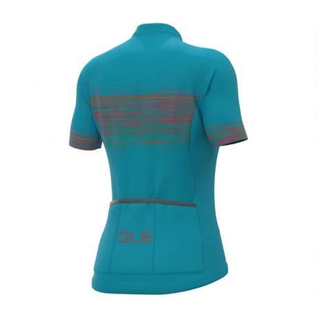 START LADY JERSEY (TURQUOISE/EMERALD)  S size