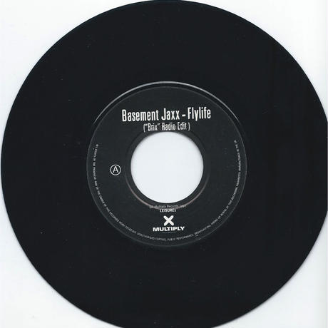 BASEMENT JAXX:FLY LIFE/RED 5:I LOVE YOU...STOP!