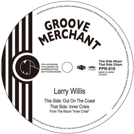 PPR-010  LARRY WILLIS:OUT ON THE COAST / INNER CRISIS