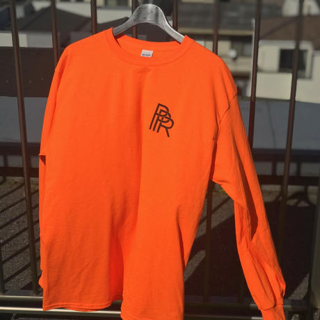 Original Long Tee(Safety Orange)