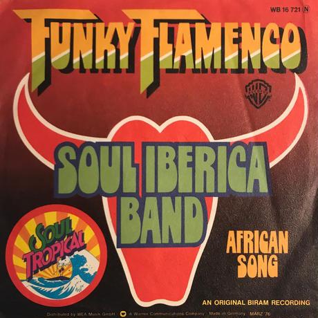 SOUL IBERICA BAND/FUNKY FLAMENCO