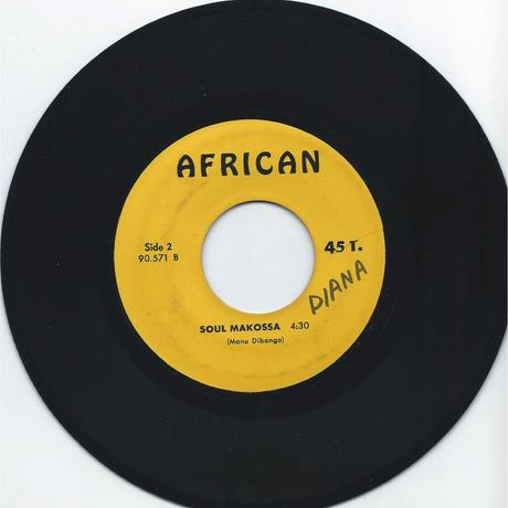 MANU DIBANGO:HYMNE DE LA 8 COUPE D'AFRIQUE DES NATIONS