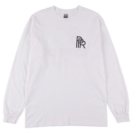 Original Long Tee(White × Black)